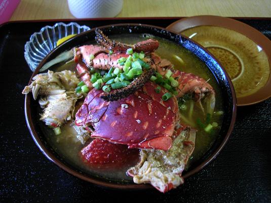 yashigani-soba